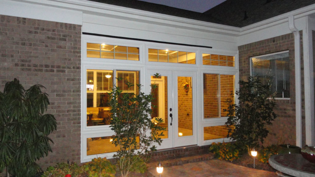 integrated sunroom exterior 1