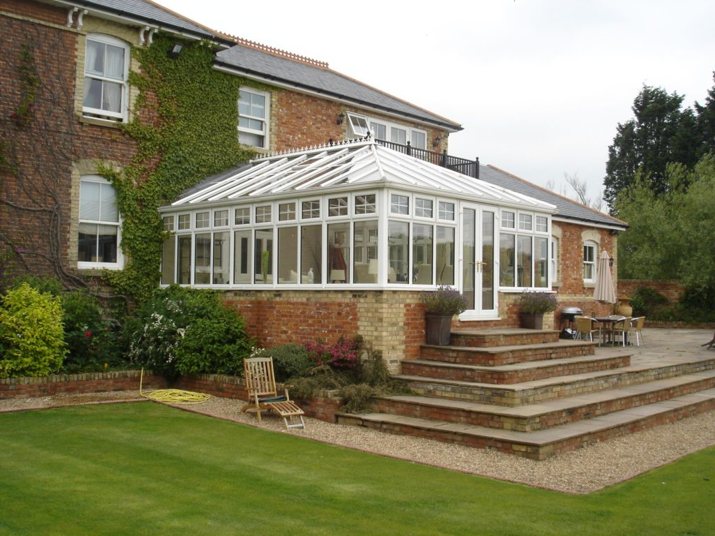 conservatory exterior 2