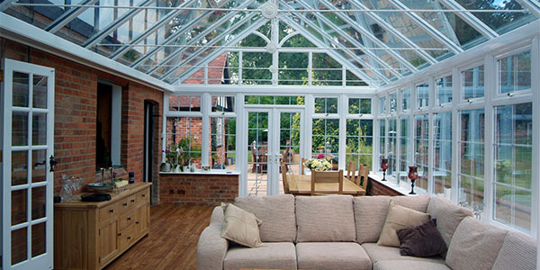 conservatory sunroom