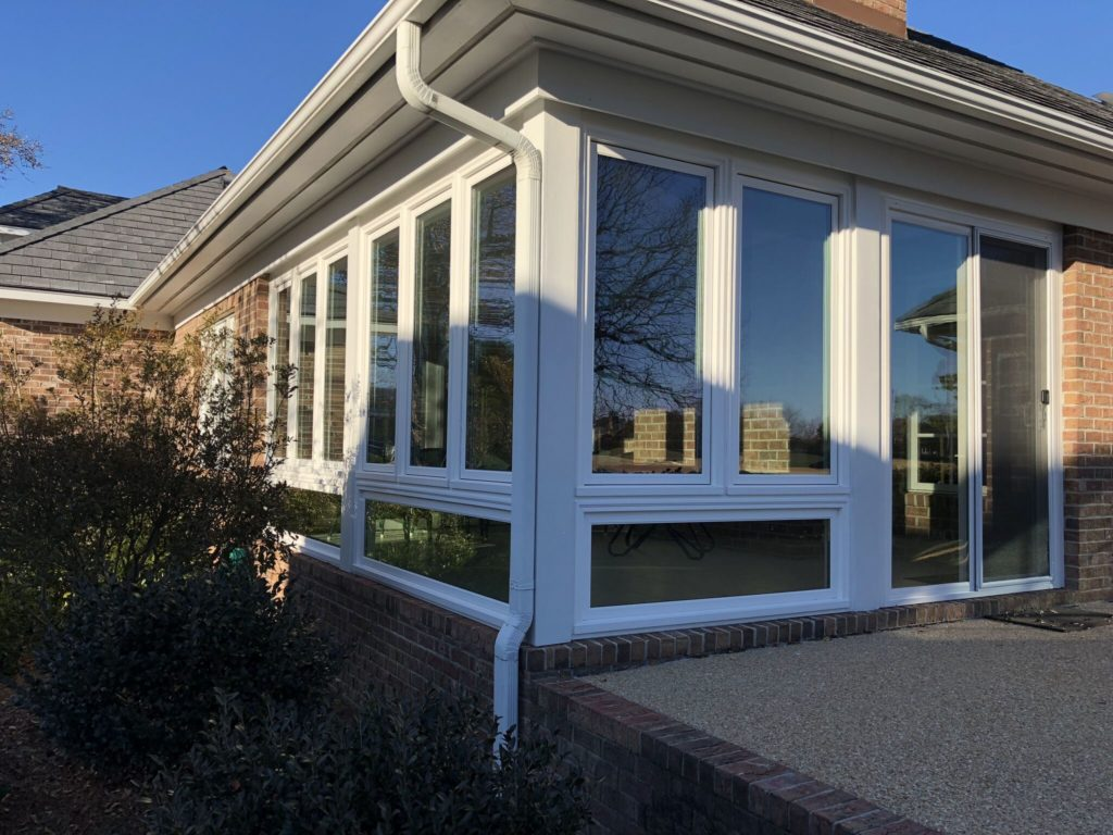 integrated sunroom exterior 2